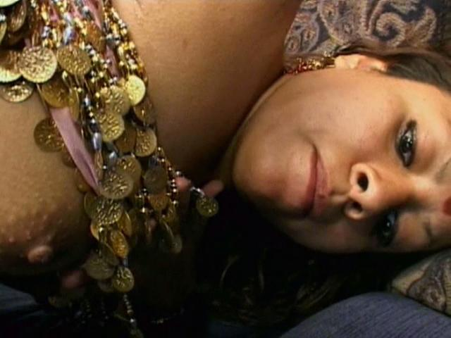 Busty Indian girl Indra getting slit fucked doggy style