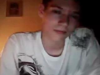 Teen guy next door exposed jerking off on social network as revenge